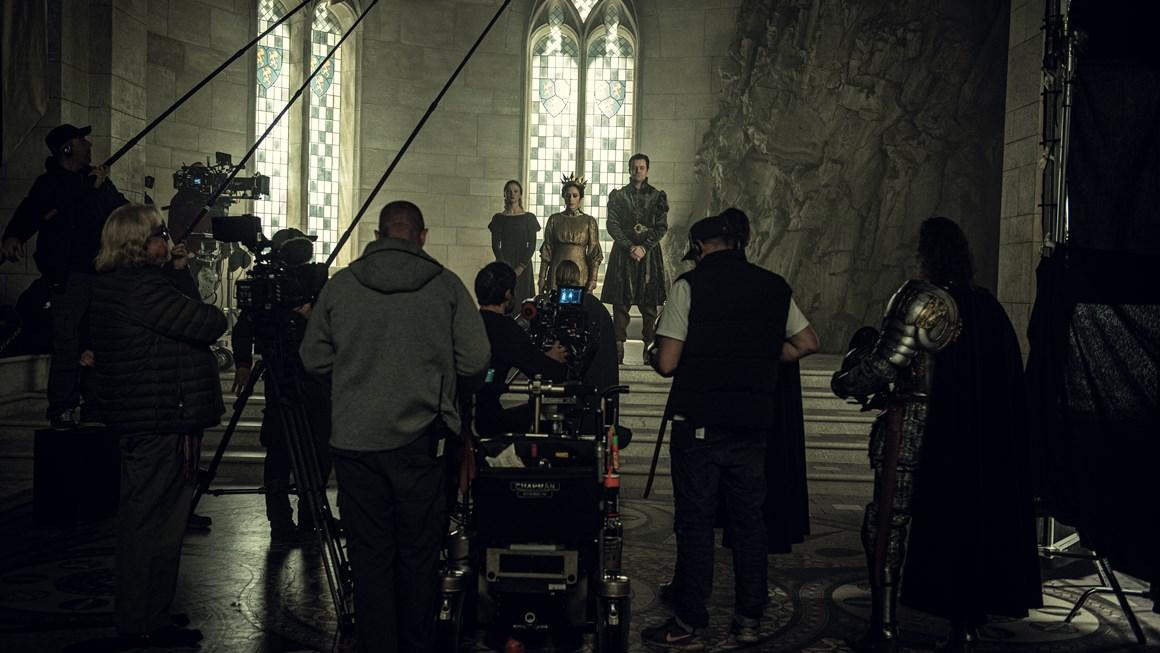Film and TV apprenticeships