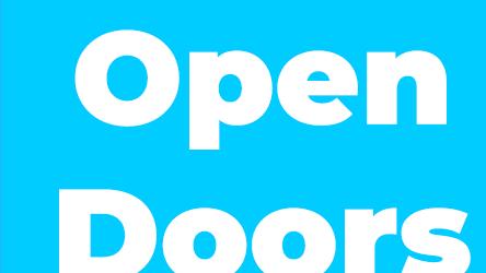 Open Doors Newcastle: Careers in Film